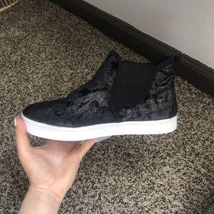 """LF """"Report"""" Suede Sneakers"""